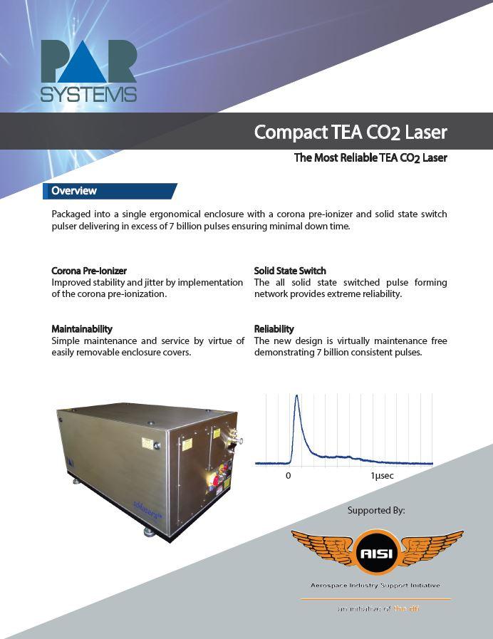 Compact TEA CO2 Laser_1