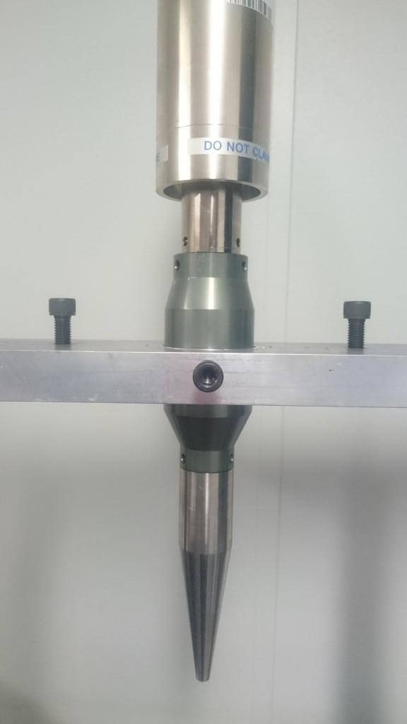 UHCF testing equipment